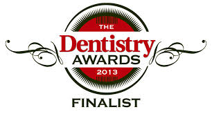 dentistry awards 2013 finalist