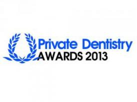 Private Dentistry  Awards 2013 - Your Perfect Smile Dental Clinic