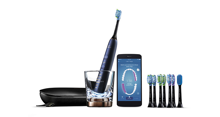Philips Sonicare Diamond Clean Smart Your Perfect Smile